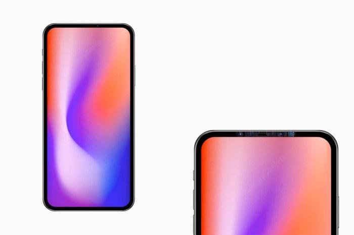 2020 年新手機樣貌已流出?iPhone 12 終於將取消瀏海,完整 6.7 吋全屏幕!