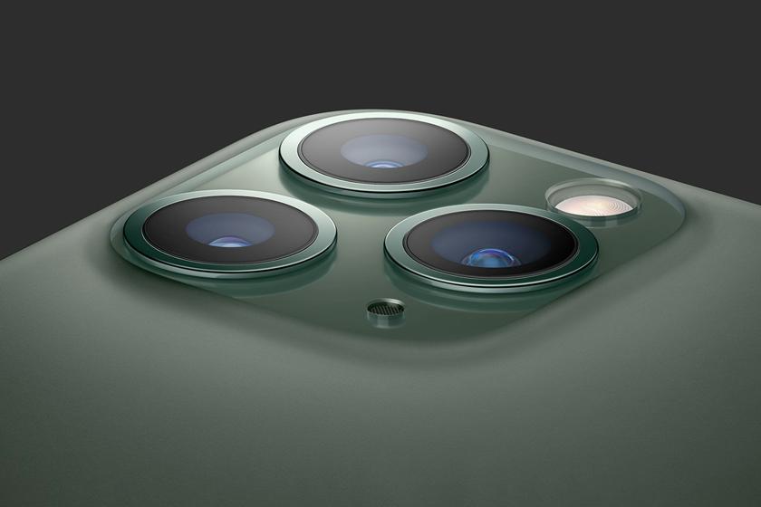 iphone 11 pro triple camera why reason triangular arrangement
