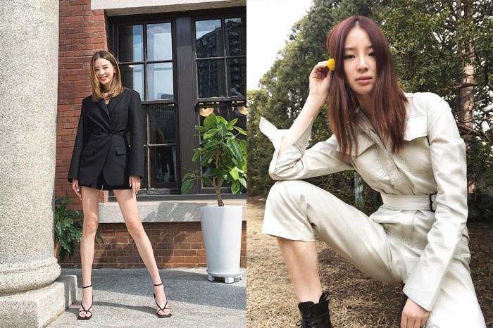 Irene Kim IG 貼出長腿照,網民看了不禁擔心:她大腿瘦得跟小腿一樣幼!