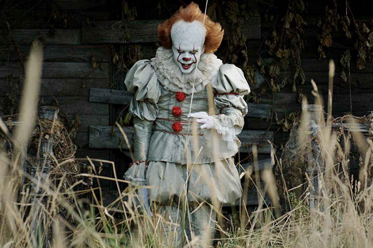 IT IT Chapter Two sequel Stephen King novel horror story movies  Bill Skarsgård Andy Muschietti