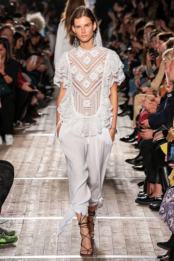 Isabel Marant Spring 2020 Ready To Wear Collection
