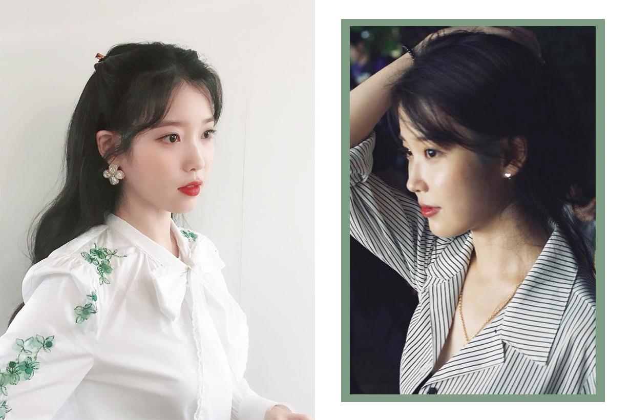 IU Lee Ji Eun Yeo Jin Goo Hotel Del Luna tvN highest rating Block B P.O Bae Hae Sun Gugudan Mina Bangkok vacation kpop korean idols celebrities singers actors actresses