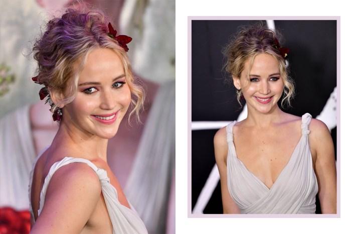 Jennifer Lawrence 竟秘密結婚了?與未婚夫出現在這個地方!
