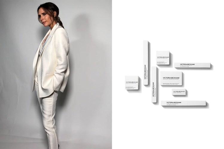 今天上線:Victoria Beckham美妝品牌正式推出,以黑白包裝設計展現強烈風格!
