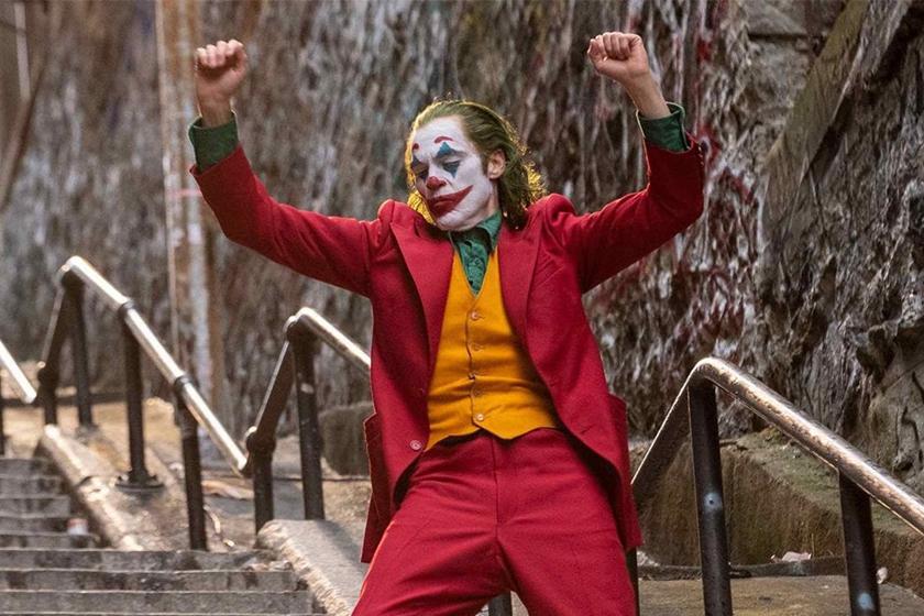 joker wins golden lion venice film festival Joaquin Phoenix