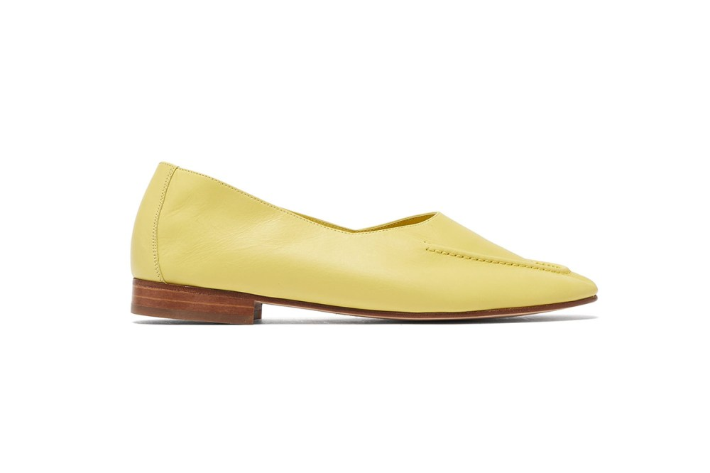 Juliol Leather Loafers
