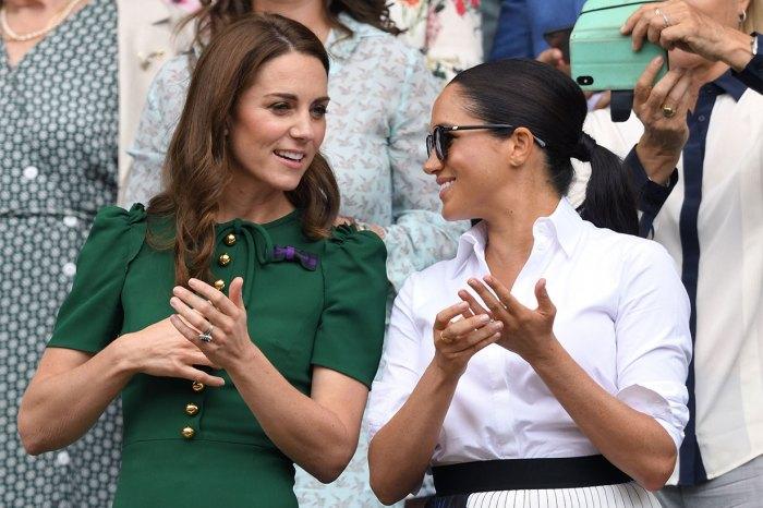 兩位公爵夫人的穿搭風格全不相同,衣櫥裏卻同樣擁有這 4 件單品!