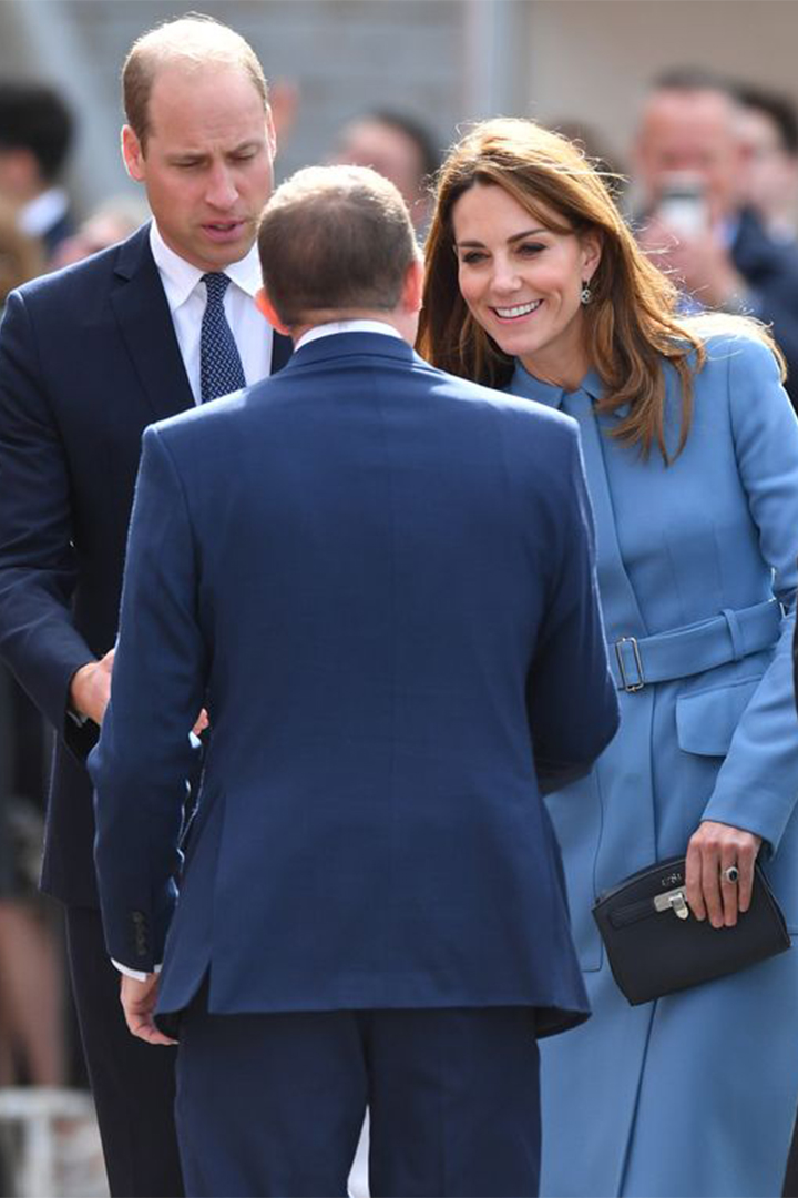 Kate Middleton Wore Alexander McQueen Dress