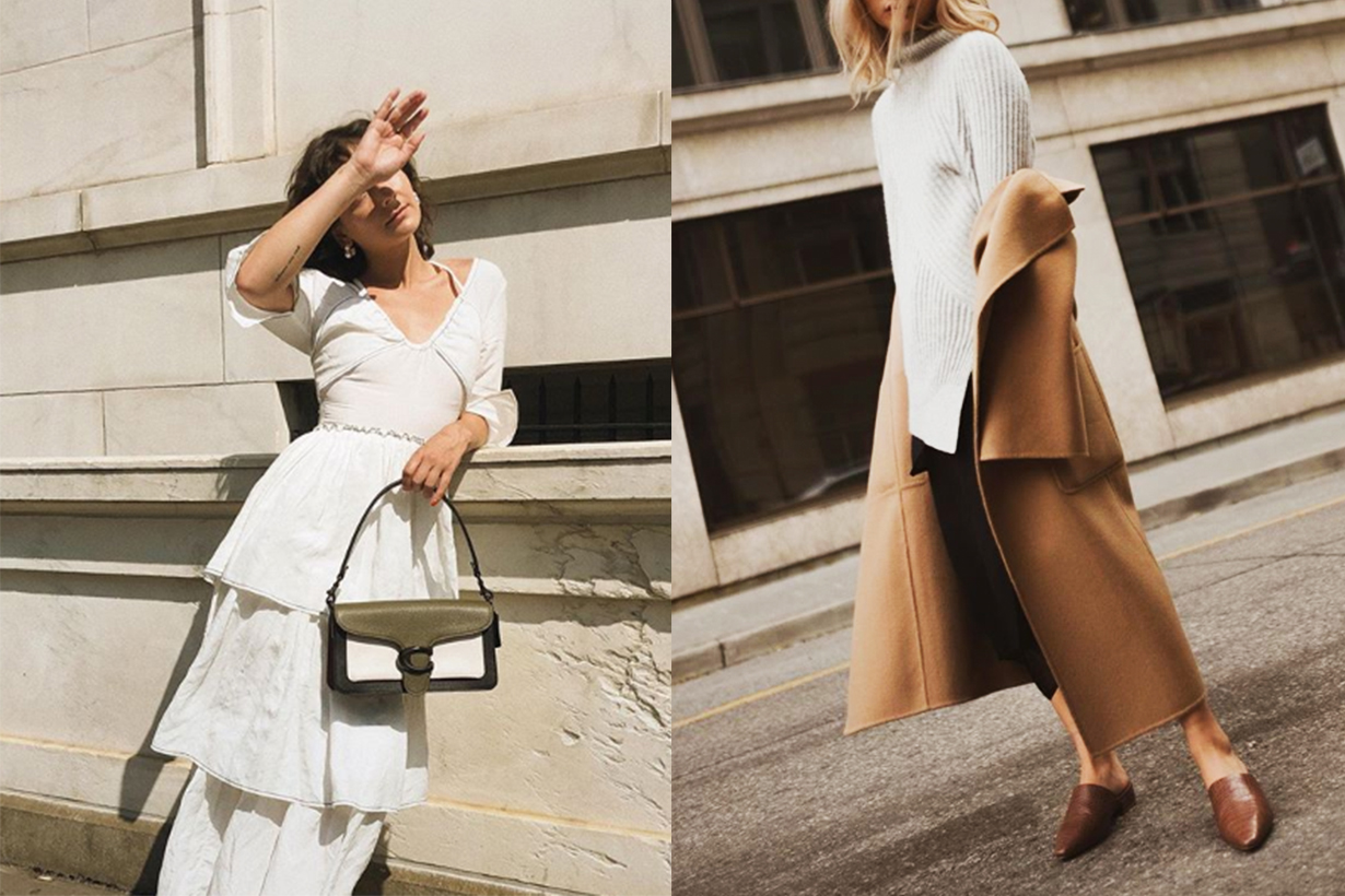 The Fall Dress Trend Everyone Is Already Wearing