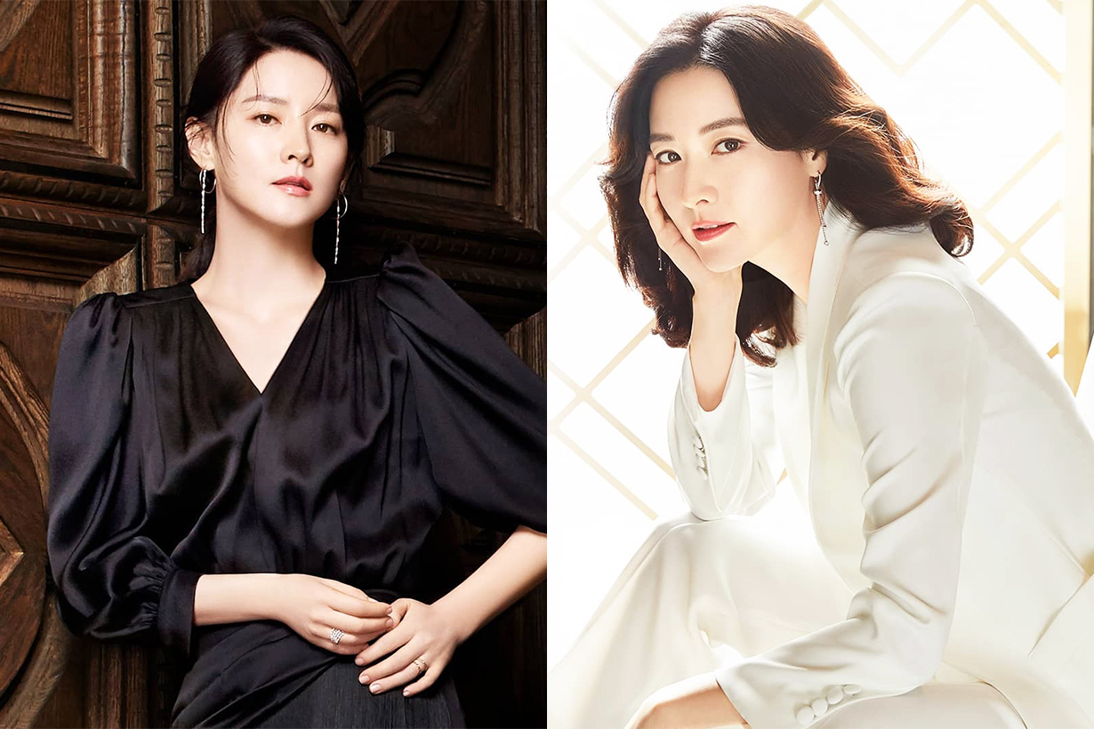 Lee Young Ae The history of whoo 48 years old anti aging good skin condition skincare tips korean idols celebrities actresses