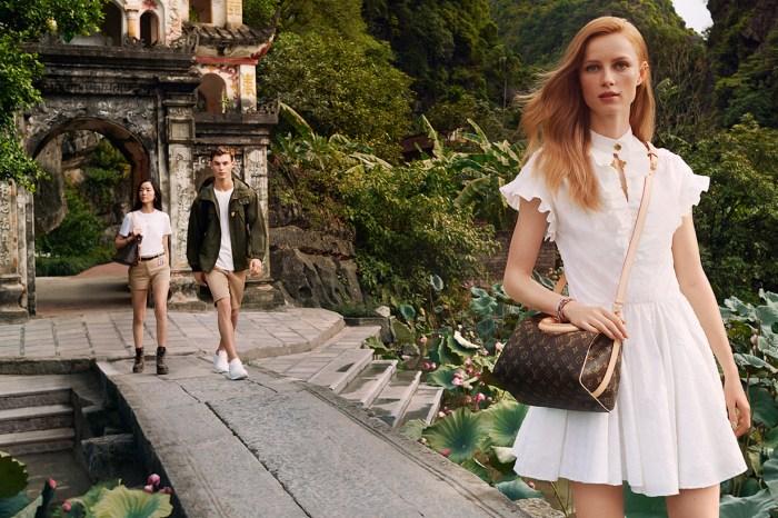 Louis Vuitton 以經典 Monogram 推出了旅行專用的手袋,實用與時尚兼備!