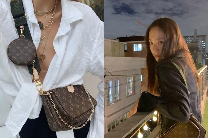 3 個手袋+2 種背帶,Louis Vuitton 這款最新手袋可以搭配出十餘種可能!