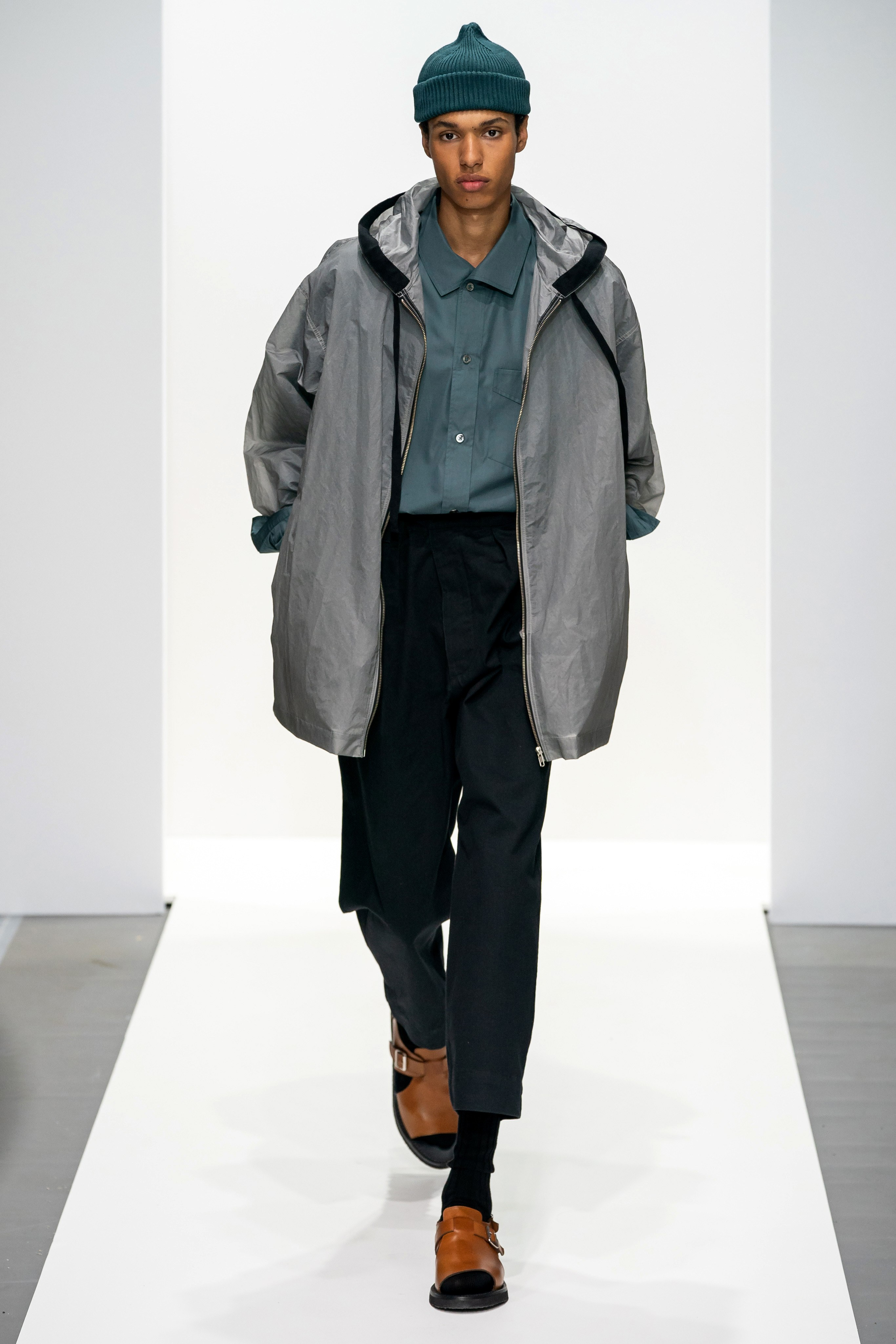 margaret howell lfw london fashion week 2020 ss boyish