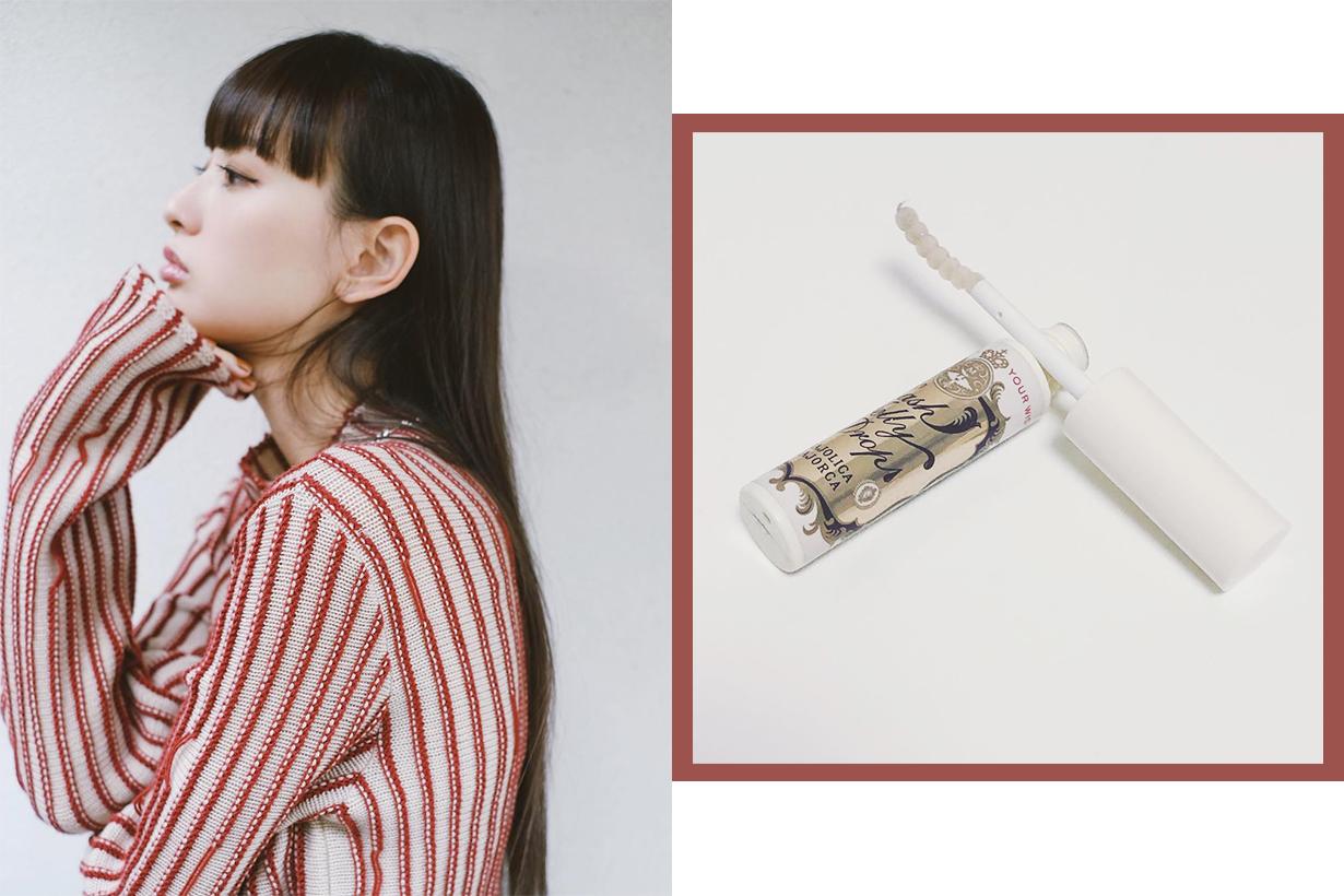 Majolica Majorca Lash Jelly Drop Eyelashes extension essence serum makeup cosmetics japanese makeup