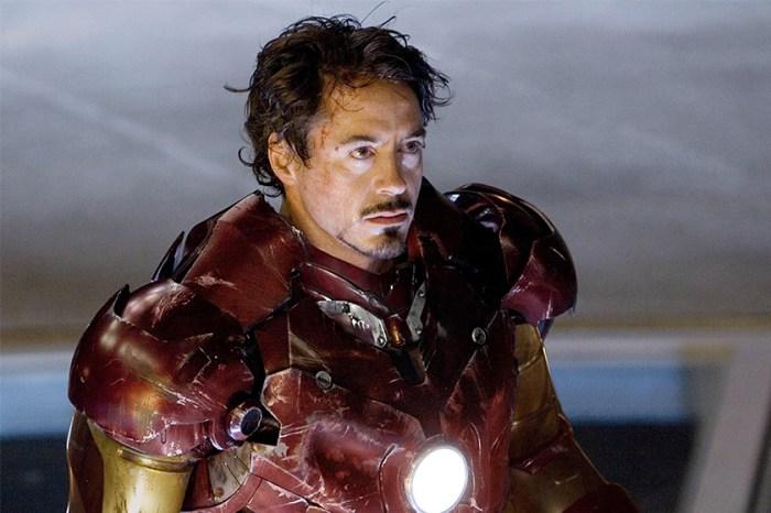 Marvel 總裁獲獎,感謝辭中直接發佈《Iron Man》片末從未曝光畫面!