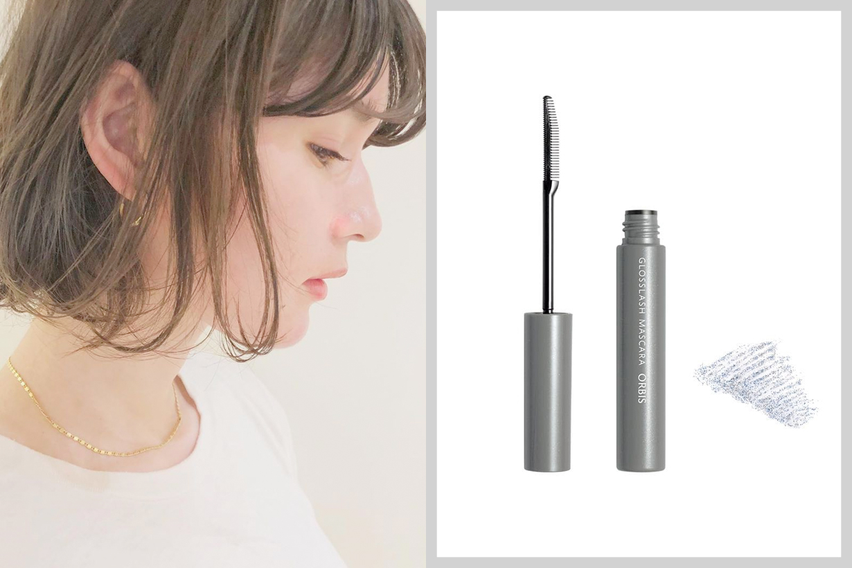 orbis gloss lash mascara pearl shing japan girls favorite