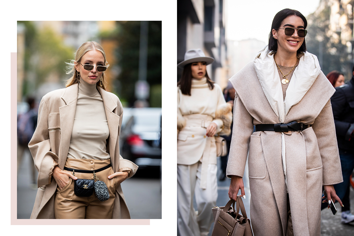 Max Mara's Iconic Coat Is 21 Years Old and Still What Every Fashion Girl Wants