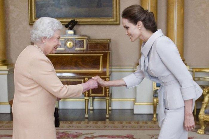 「與英女皇會面,你會穿甚麼?」歐美名人的覲見造型