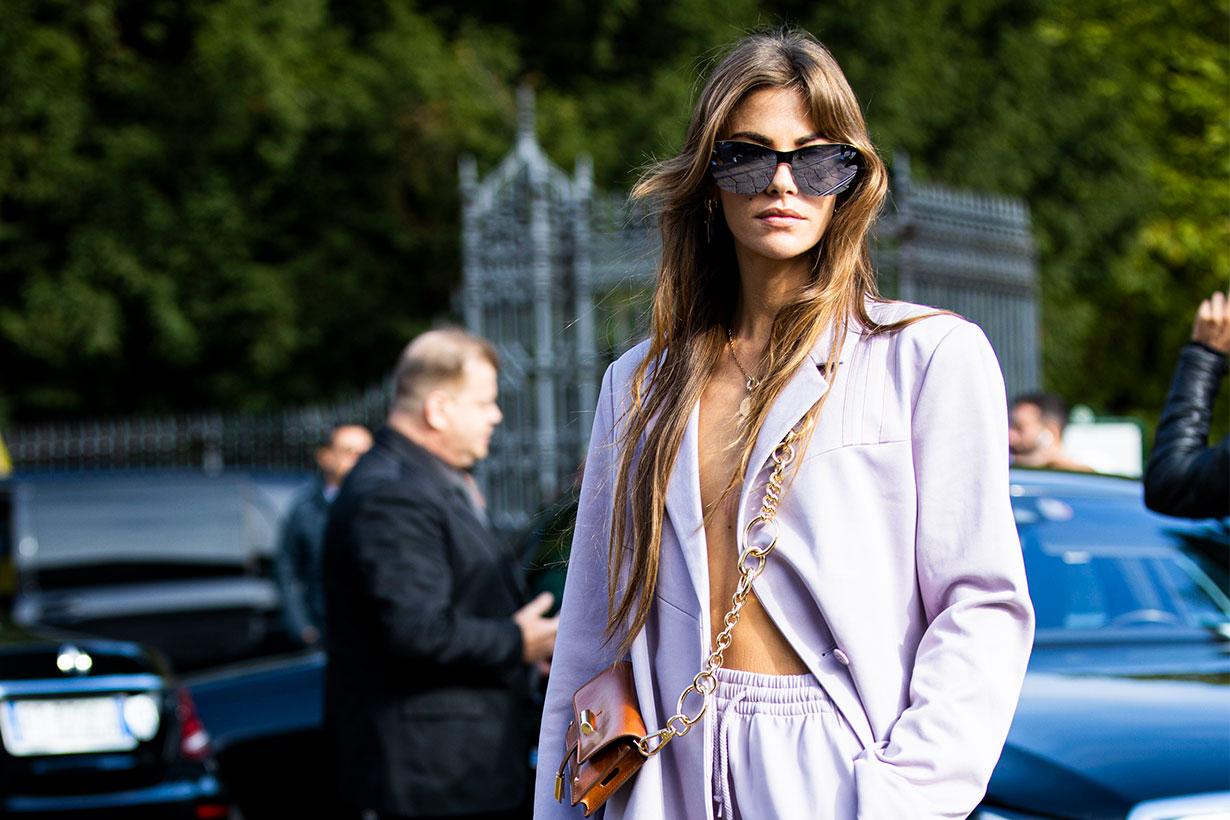 street style of milan fashion week ss2020