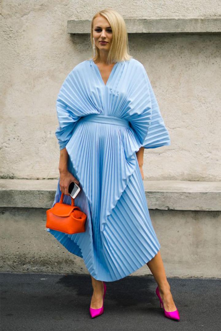 Milan Fashion Week 2020 Spring Street Style