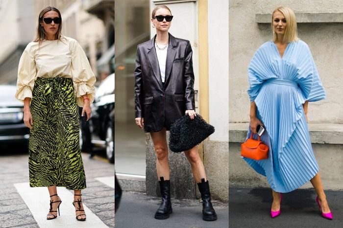 #MFW:沒有穿搭靈感?看過 5 張街拍,入手秋裝時更有頭緒!