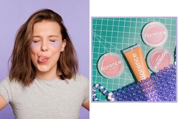 每一件都想入手!Millie Bobby Brown 個人美妝品牌產品終於出爐!