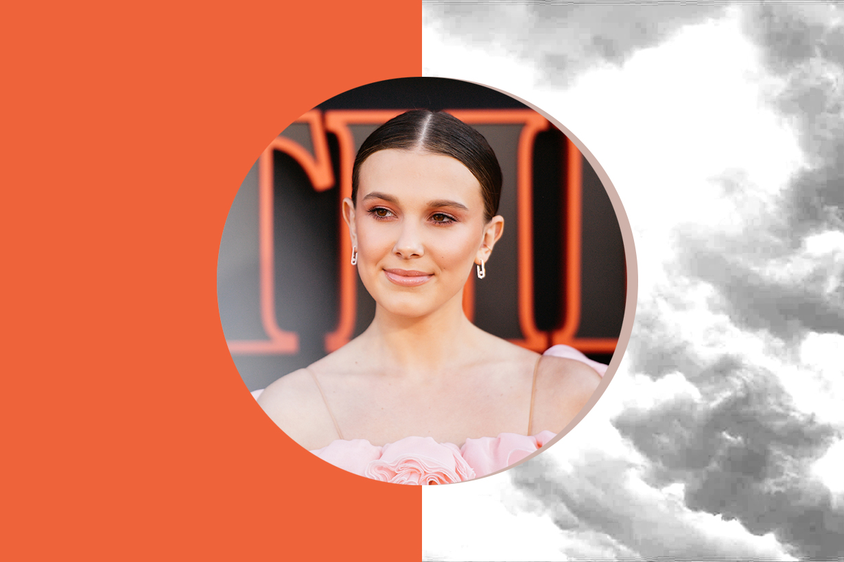 Millie Bobby Brown 15 years old Hollywood Actresses Stranger Things self love self confidence how to love yourself be yourself