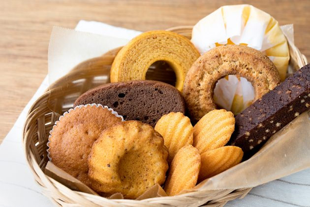 muji low sugar 10g snacks new