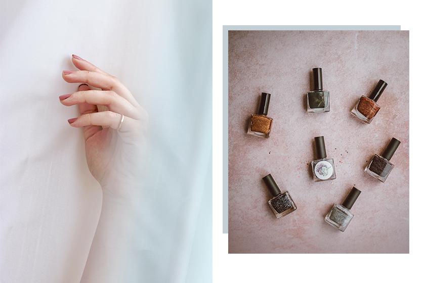 nail polish color fall 2019