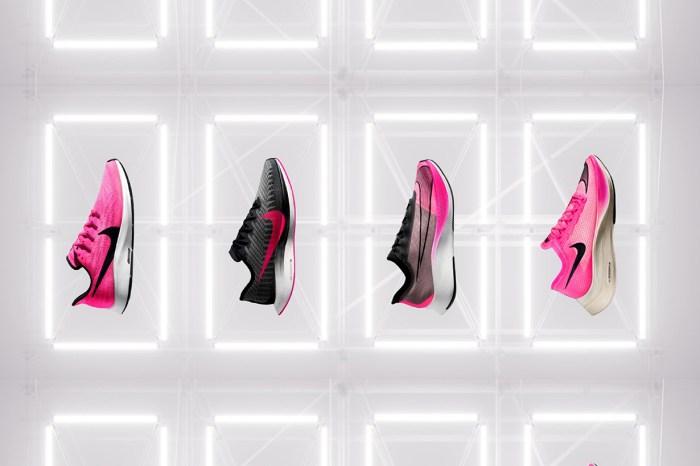 時尚地起動!Nike 為跑手推出 Pink Blast 配色款