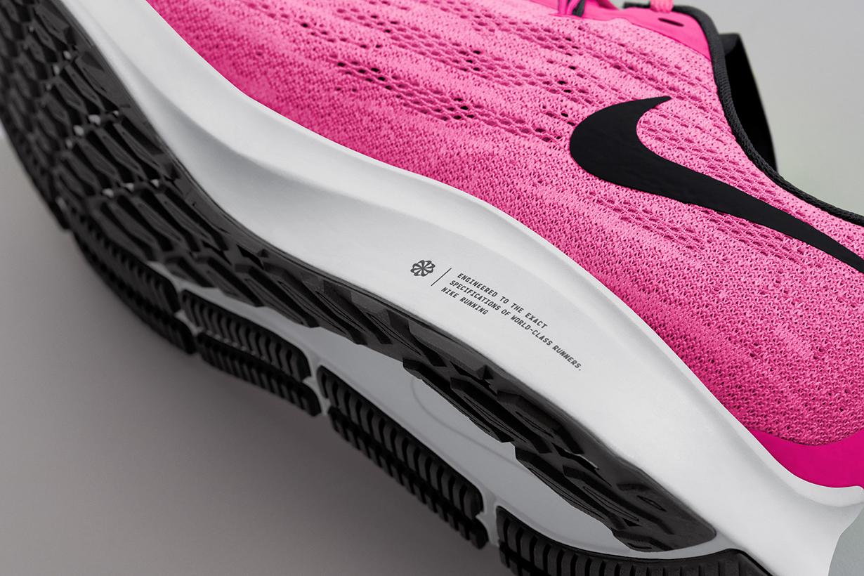 nike zoom pink blast