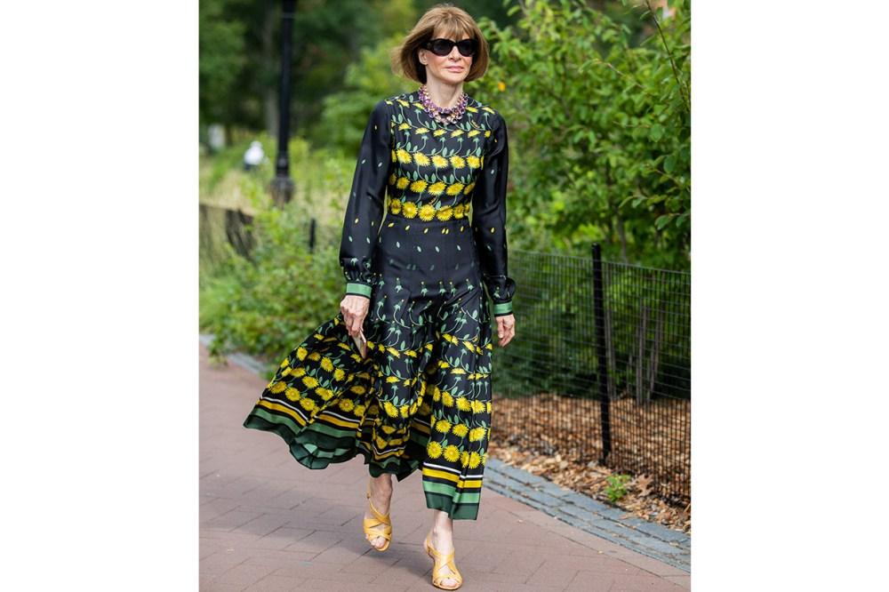 NYFW_Printed-dress