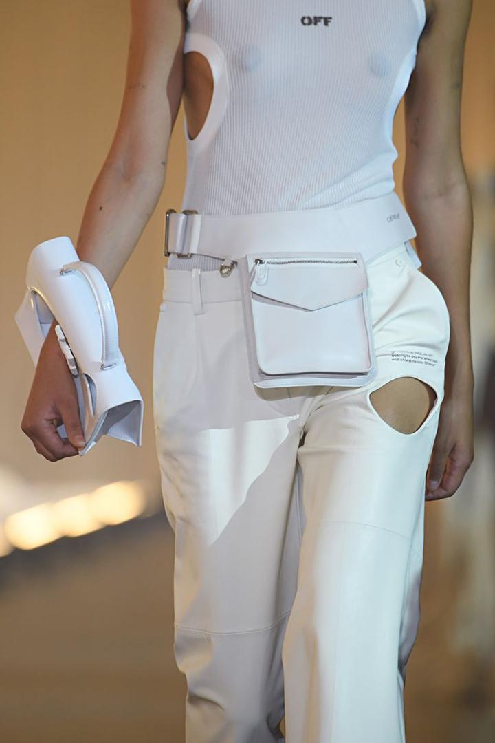 Off-White's Meteor Bag Spring 2020