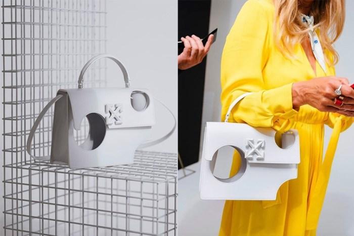 只能當飾物的手袋?Off-White 推出全新 Meteor 手袋會是 IG 大勢