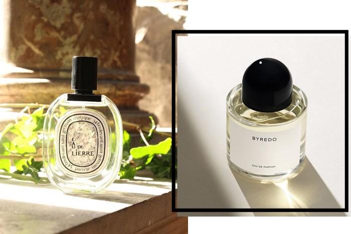 #POPBEE 編輯部推介:一瓶香水可改變氣質!每個女生也應收藏的香氣