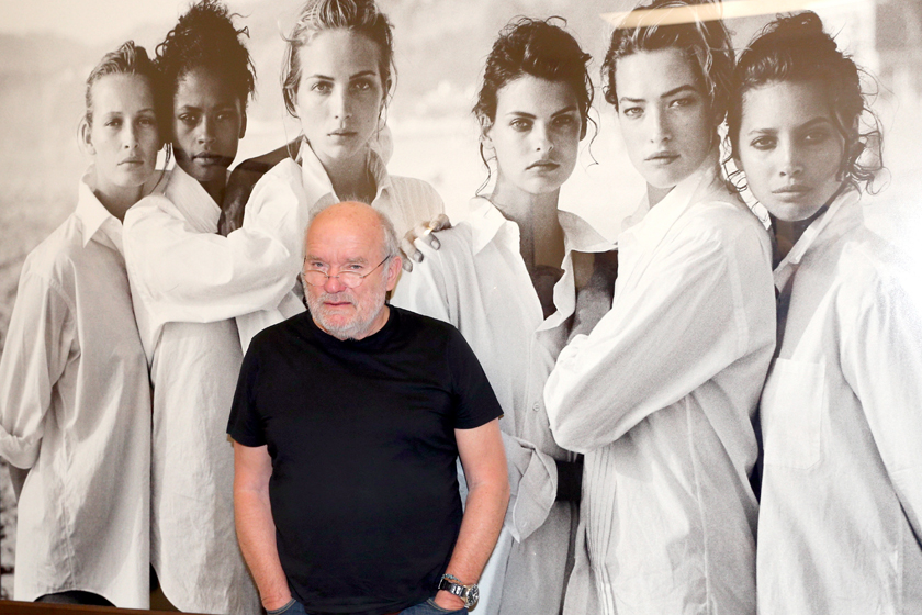 Peter Lindbergh  photographer fashion black white died news