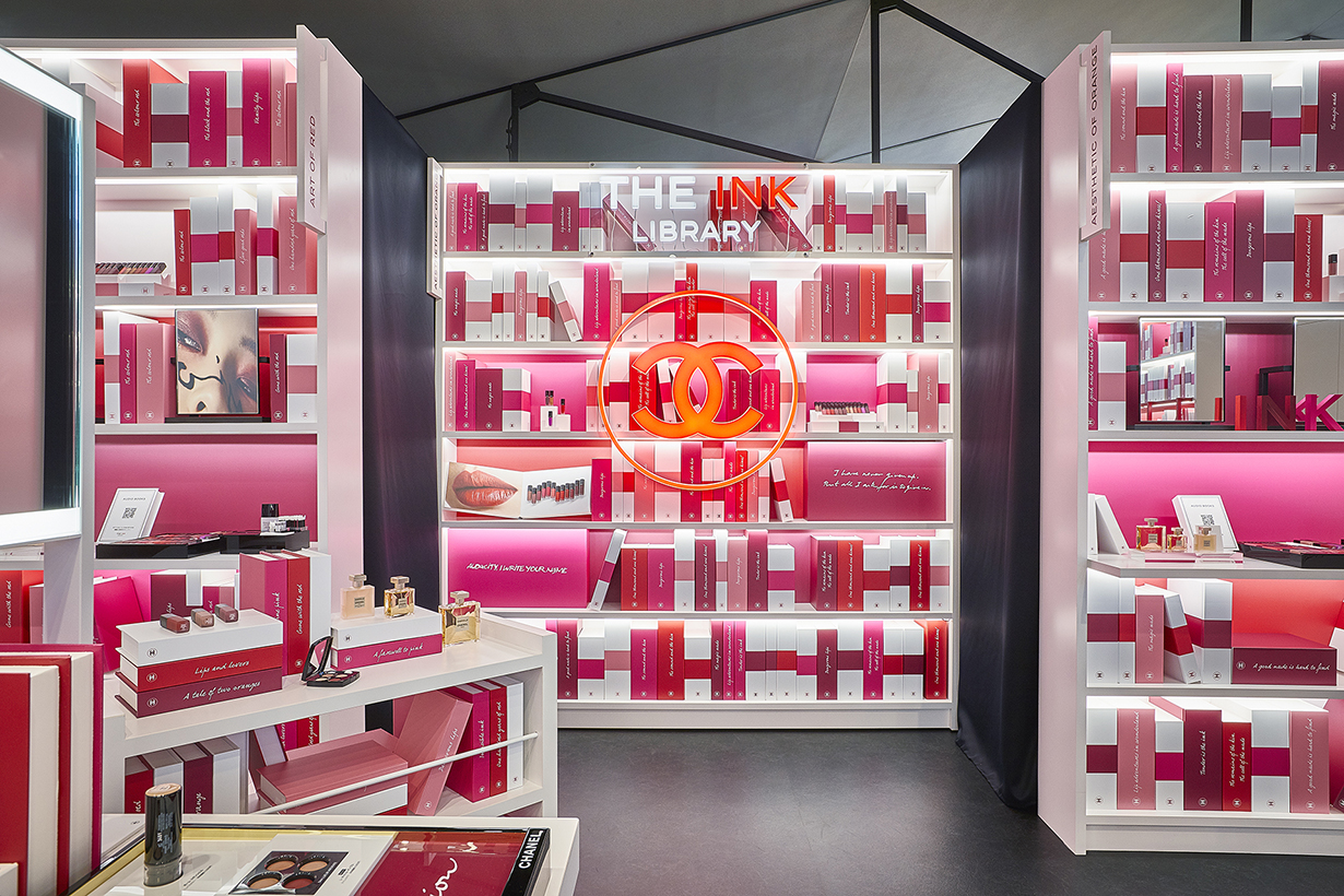 chanel-the-ink-library-tokyo