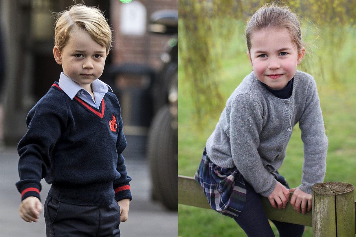Princess Charlotte Prince George school fee Thomas Battersea