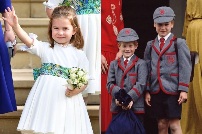 小公主開學!歷年皇室成員校服造型大檢閱