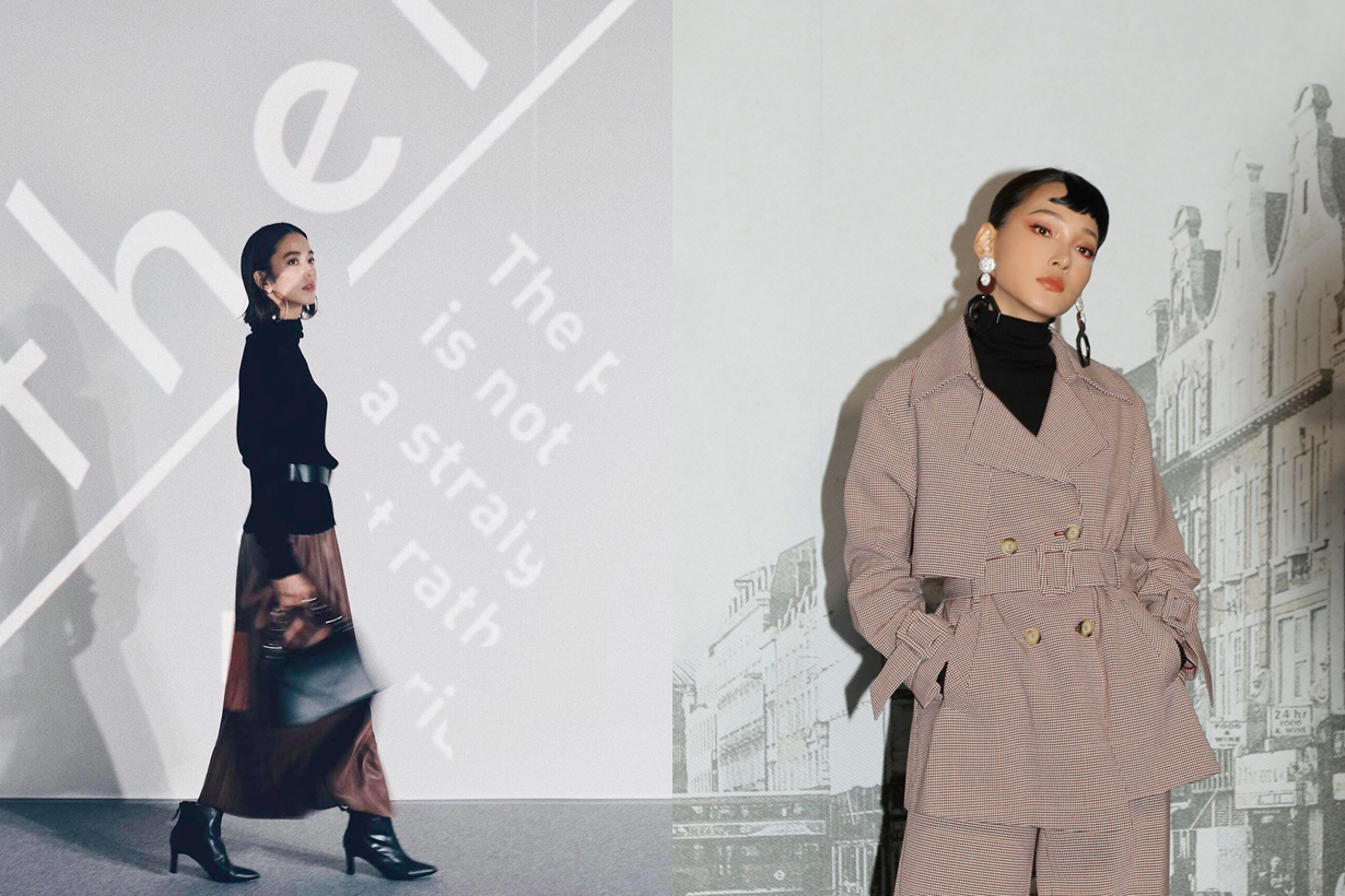 rather taiwan brand styling inspiraiton aw19