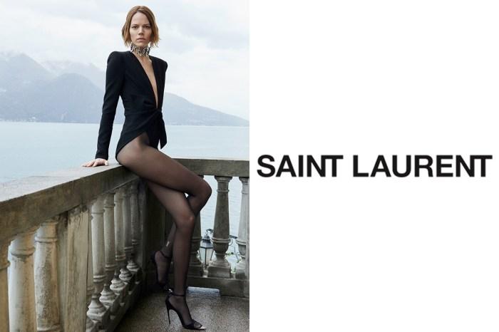 #PFW:隔空感受巴黎夜色,Saint Laurent 春夏系列同步直播!