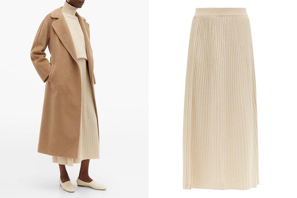 Weekend Max Mara Scilla skirt