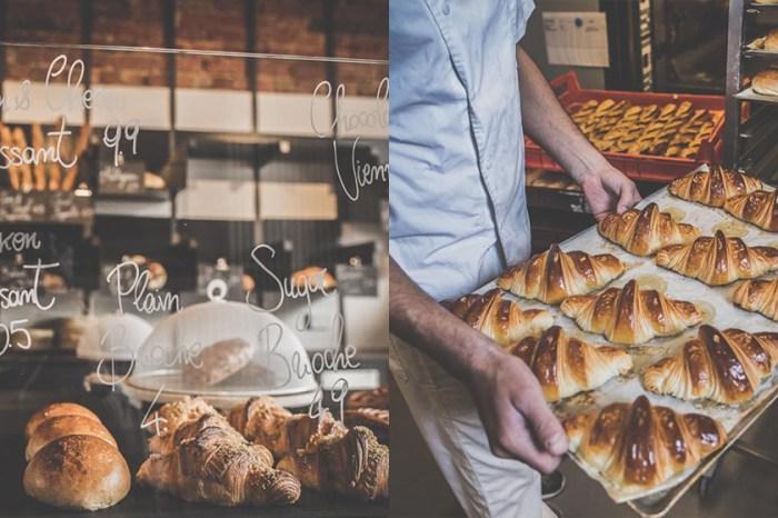 被評為巴黎最好吃牛角包,法國麵包名店 Gontran Cherrier 正式登陸香港!