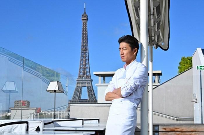 交織在巴黎的一場廚師夢!木村拓哉最新劇照曝光,網友:46 歲依舊帥度不減