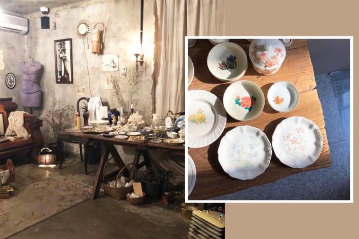 首爾梨泰院一條小巷中隱藏著這間「不必要商店」,買的卻是我們都想要的復古小物!