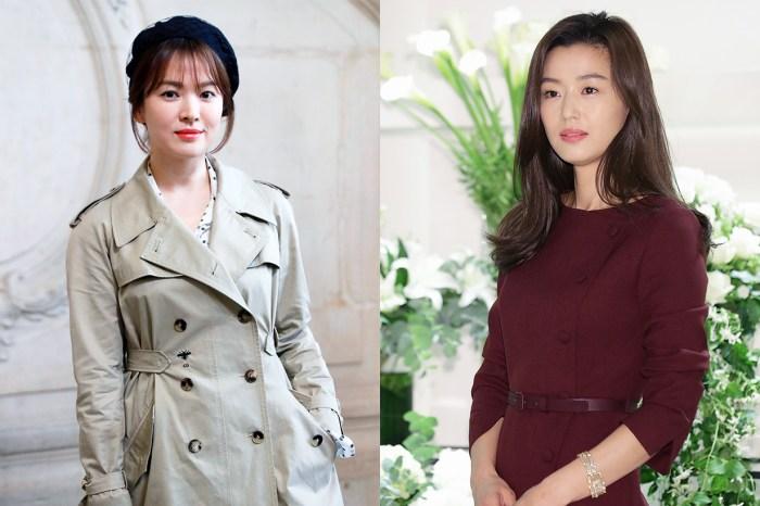 宋慧喬和全智賢同時推出新廣告!韓國 2 大女神你又喜歡哪個多一點?