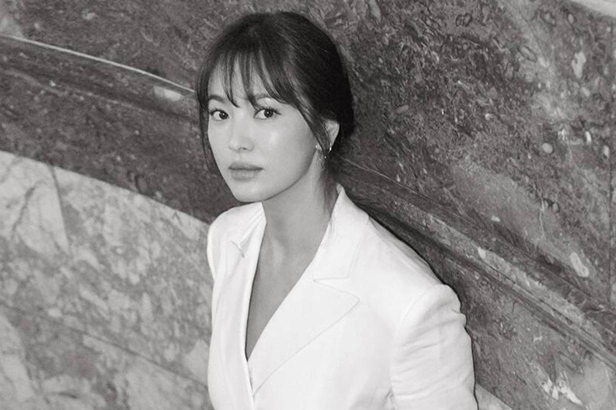 Song Hye Kyo Ralph Lauren fashion week ss2020