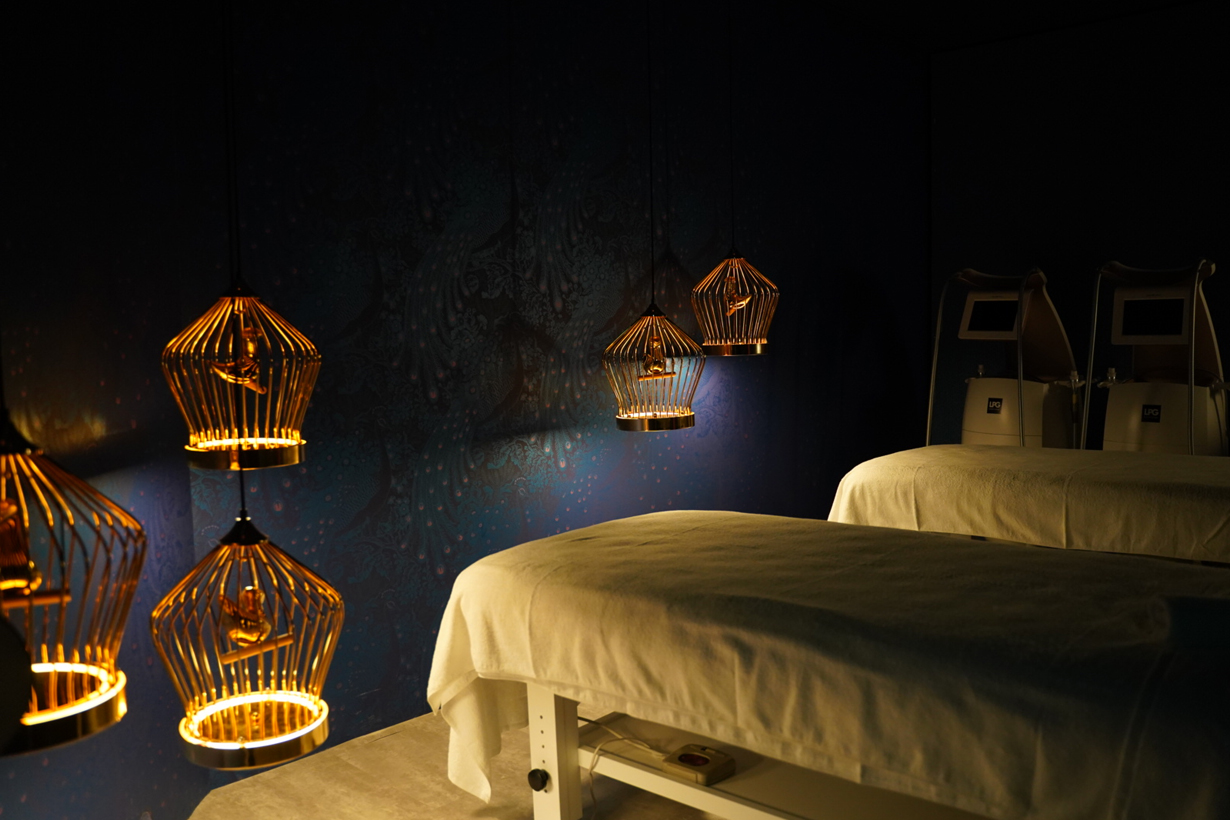 & Fellows spa most beautiful taipei massage moroso