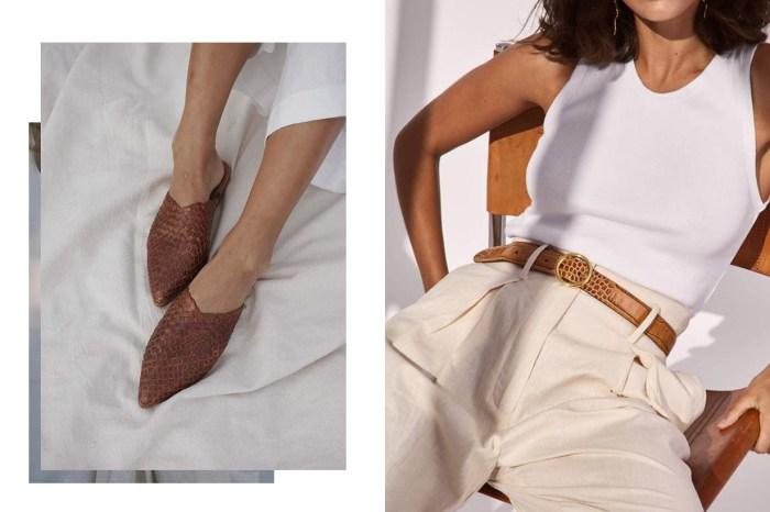 愛穿涼鞋、素色穿搭的女生,錯過這個小眾品牌定會後悔!