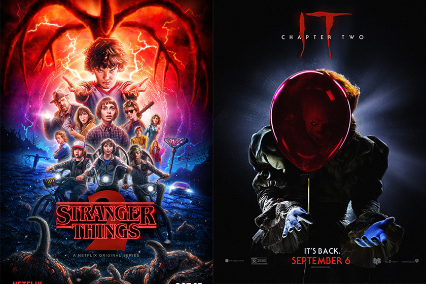 Stranger Things Netflix Stephen King IT connection